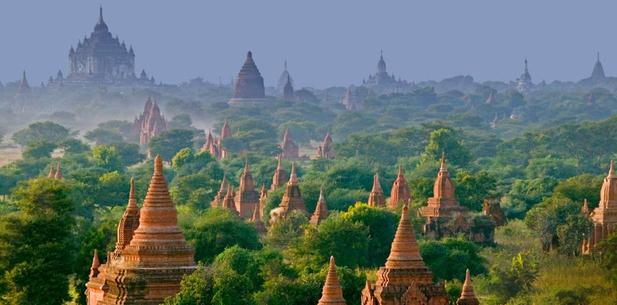 Meditation and yoga retreat Myanmar