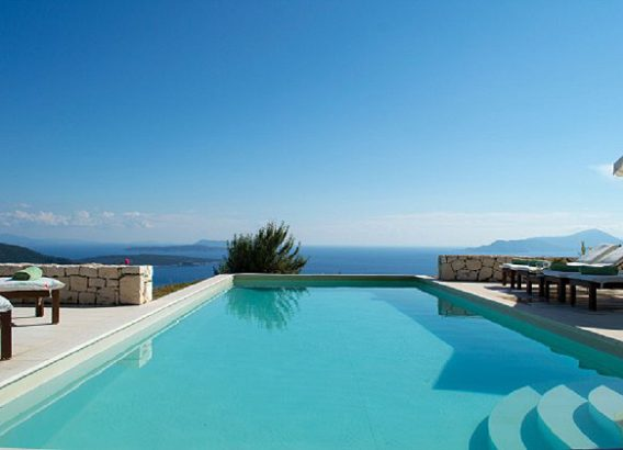 Luxury greek villas at Mindfulness Journeys