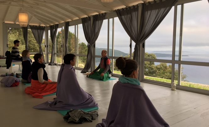 Meditation for healing oneself and society