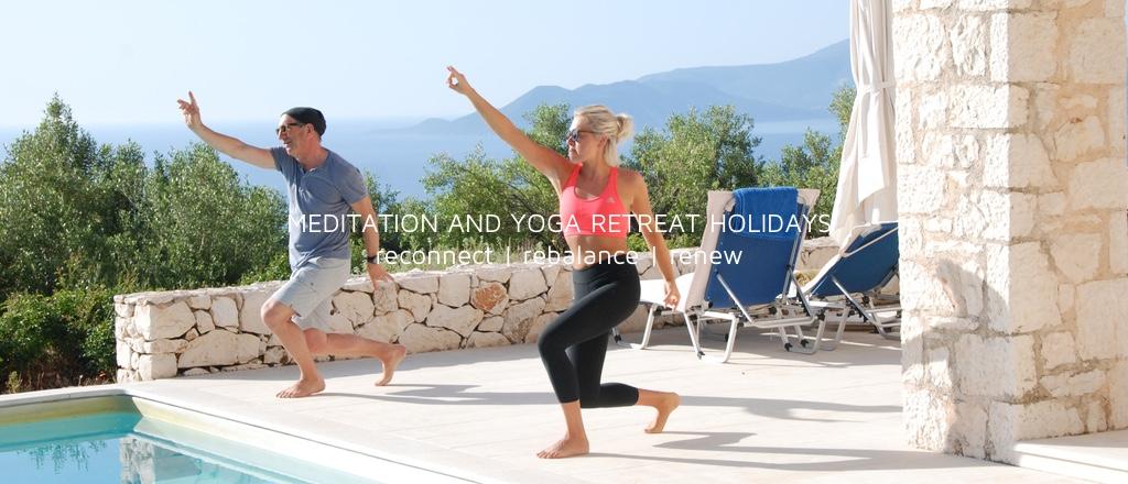 Meditation and Yoga Retreat Holidays