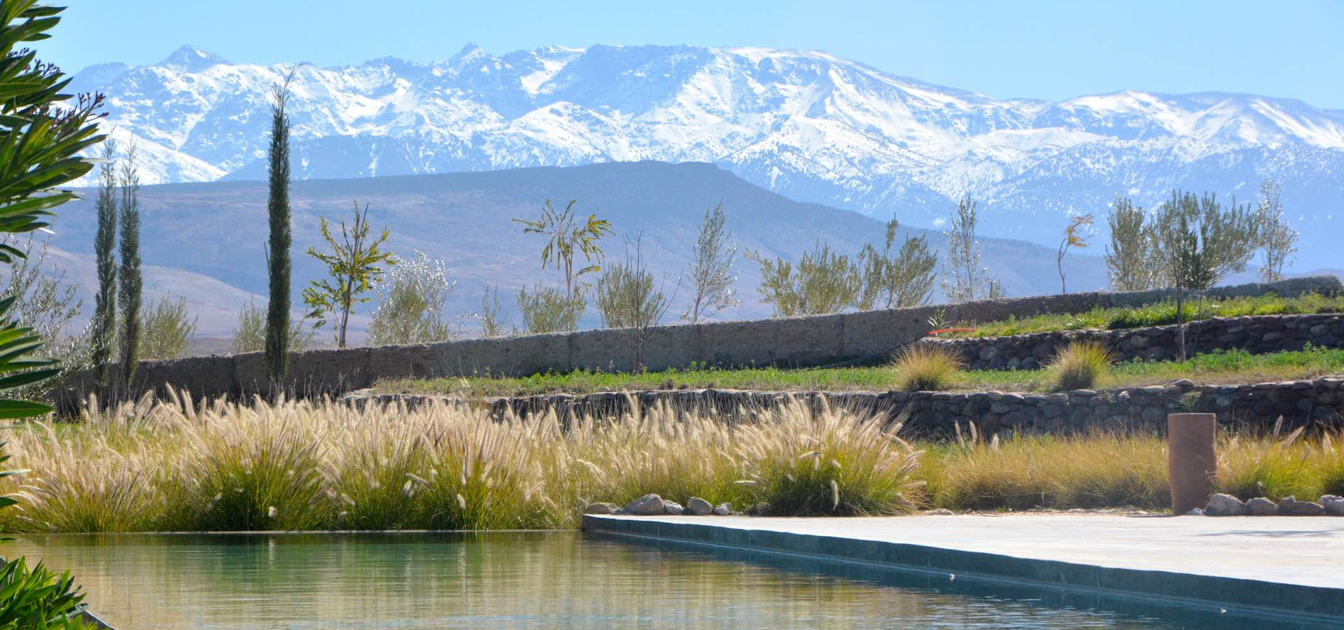 The Morocco countryside brings together nature, well-being and relaxation