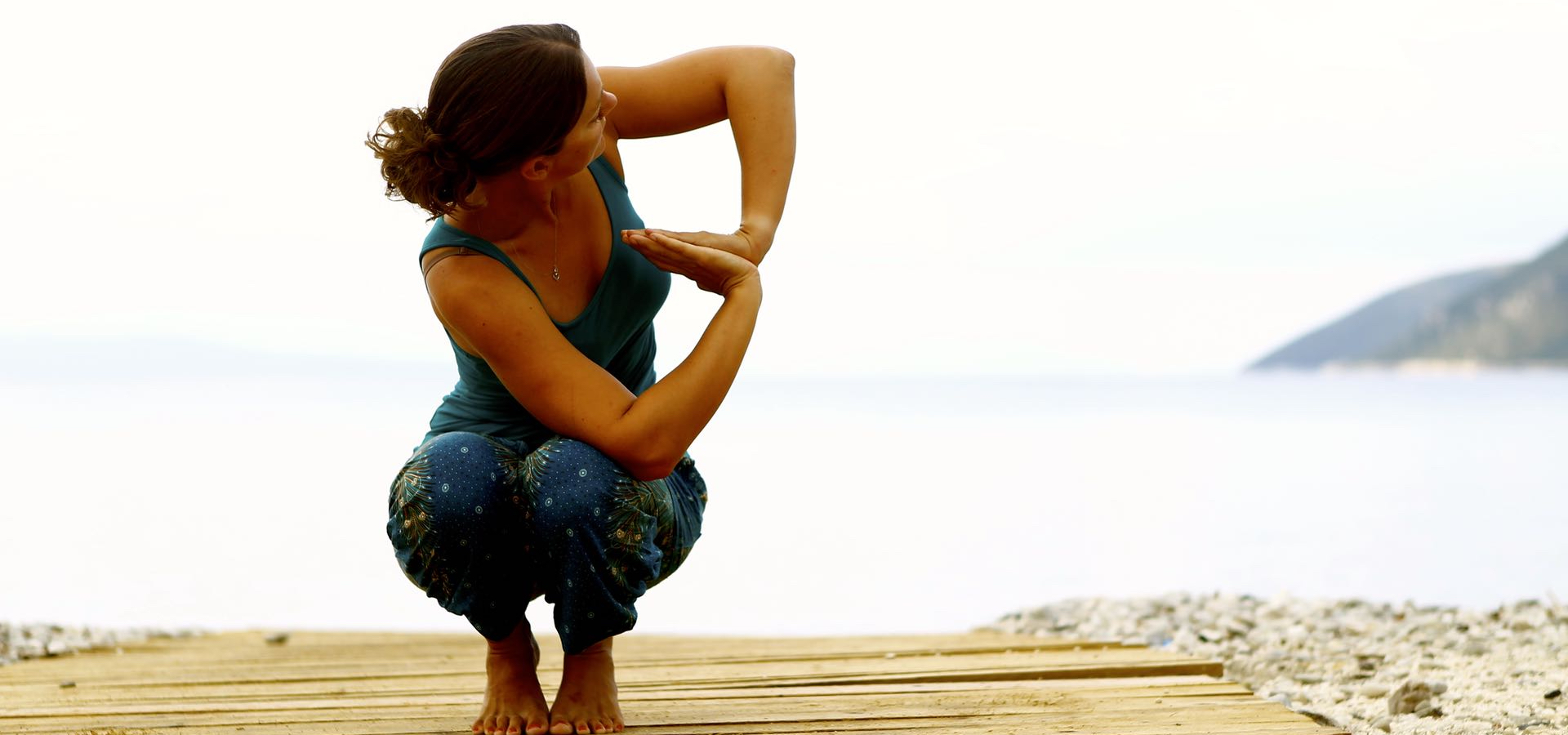 Retreats with nurturing yoga instruction and meditation for all levels