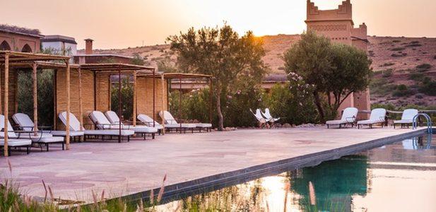 Meditation with yoga retreat Morocco