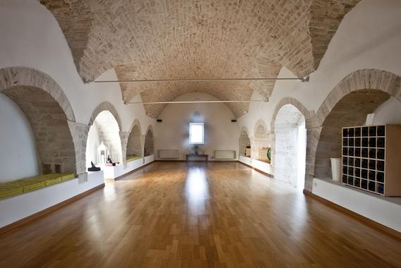 Yoga shala in Puglia