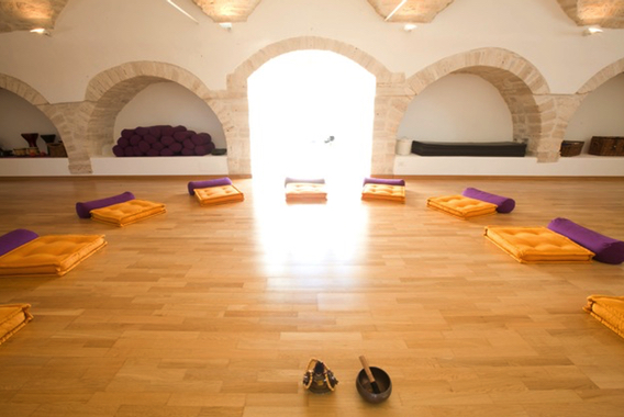 Yoga and Meditation in Italy