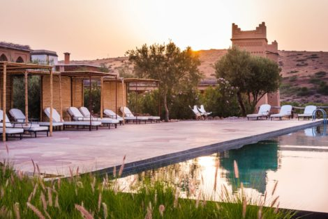 Morocco Countryside Meditation Retreat