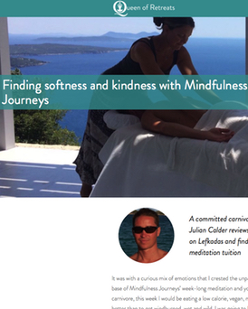 Kindness and Meditation