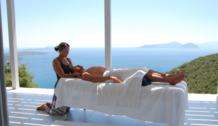 Massage in Greece