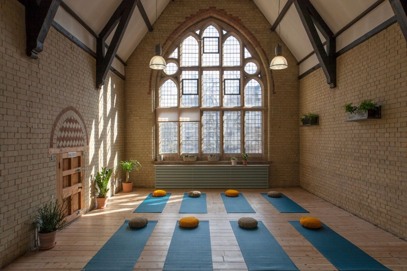 Meditation and yoga in London