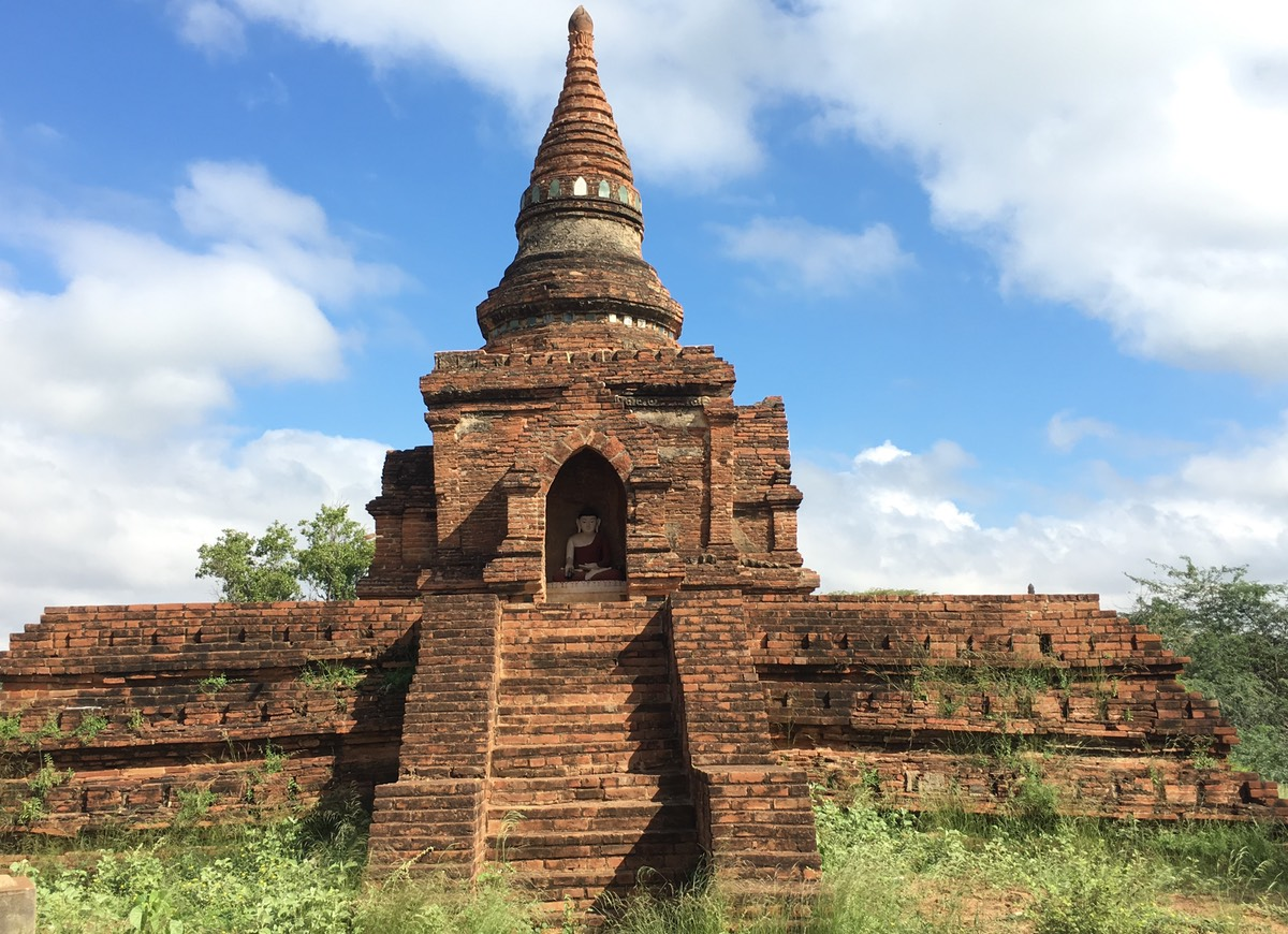 A Secret Treasure for Humanity in Myanmar