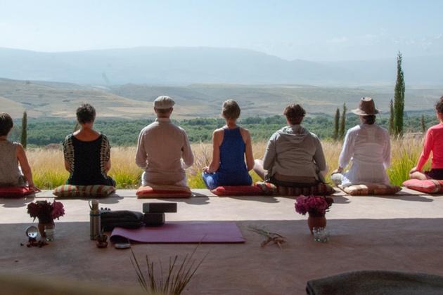 Myanmar Meditation