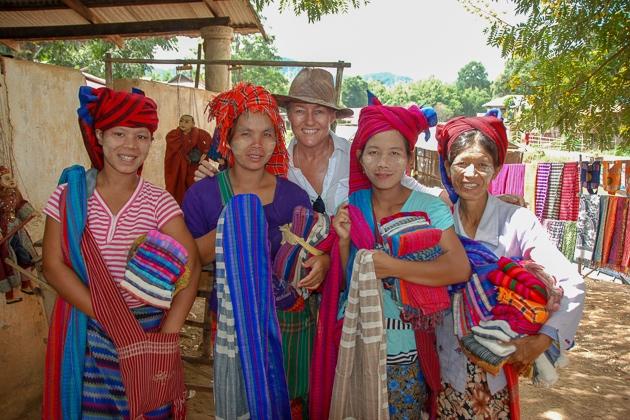 Myanmar Cultural Trek
