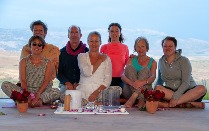 Bespoke meditation and yoga retreat in Morocco and Europe