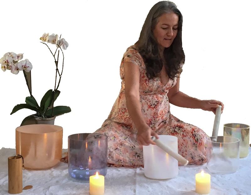 crystal sound healing