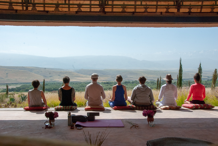 Private meditation instruction in Brussels