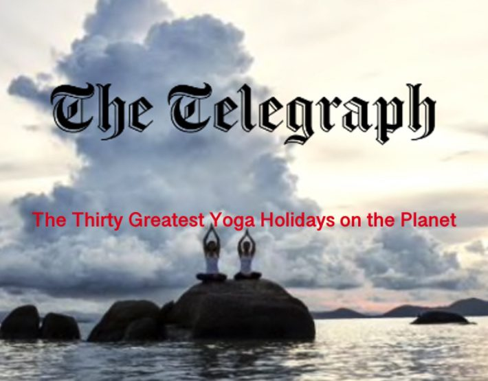 Greatest Yoga Holidays on the Planet