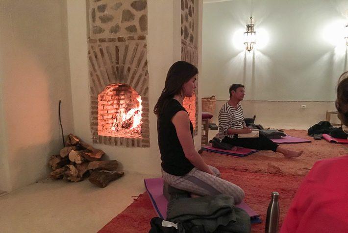 mindfulness retreat Morocco